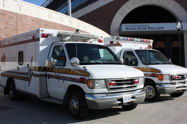 Home page image of Ambulances